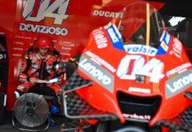 Andrea Dovizioso, MotoGP, Ducati
