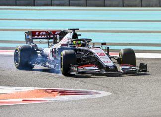 Mick Schumacher, F1