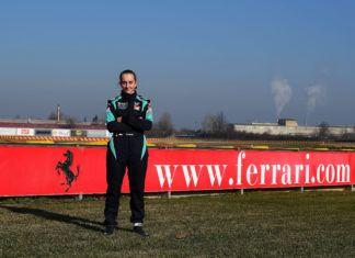 Ferrari, Maya Weug, IndyCar