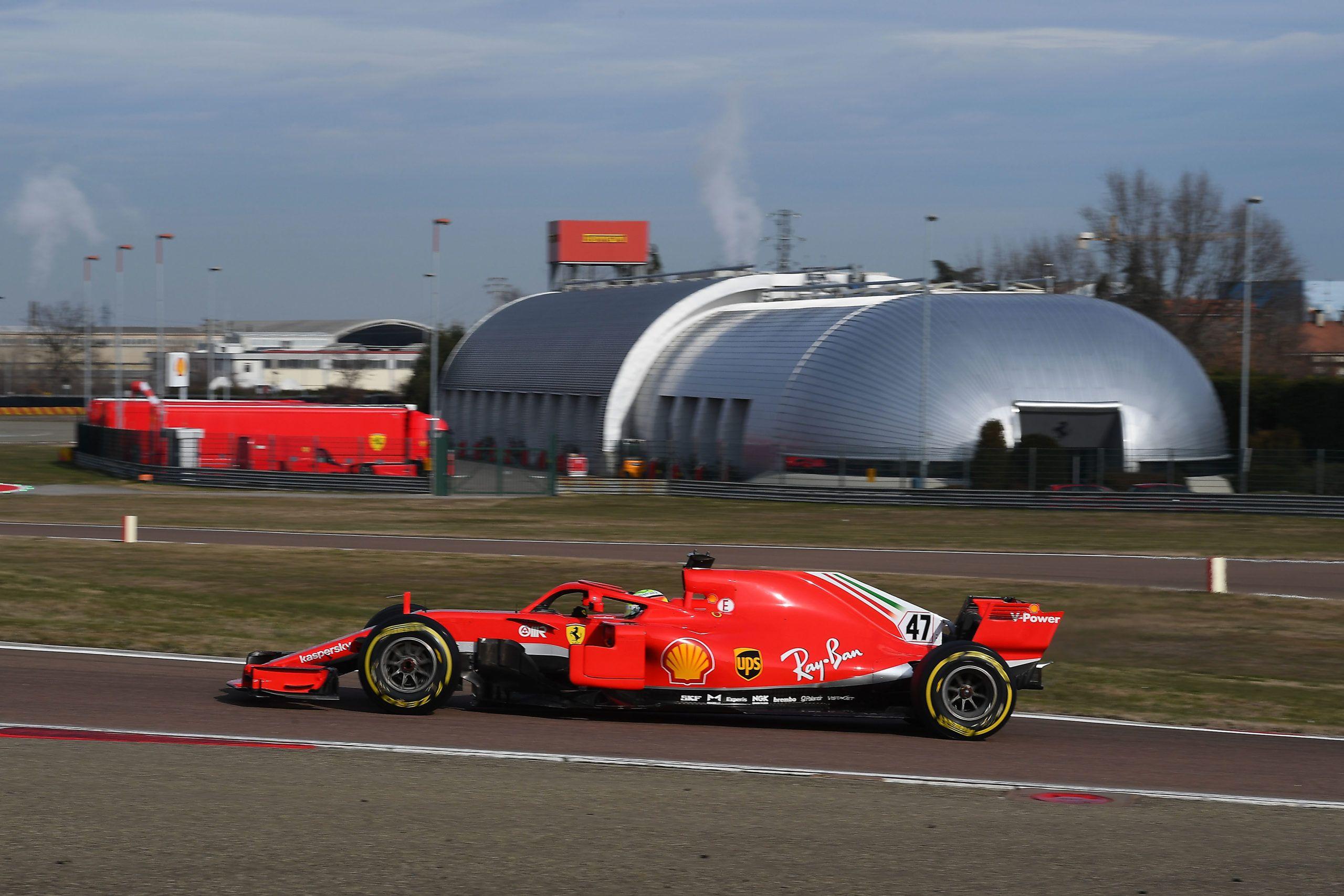 F1, Mick Schumacher, Red Bull