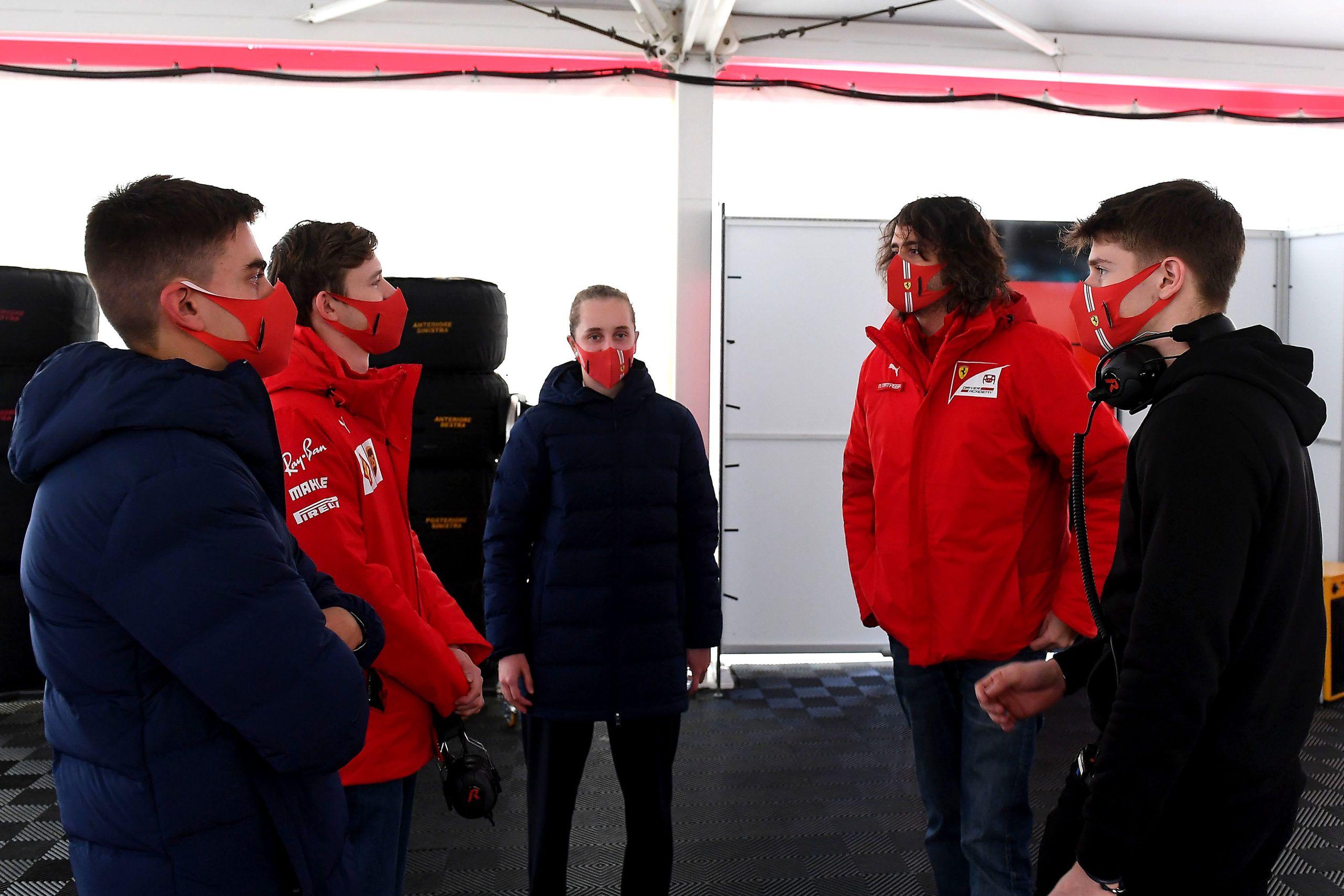 F1, Ferrari