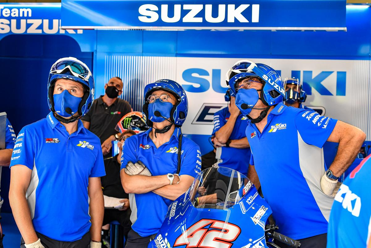 Suzuki, MotoGP, Davide Brivio
