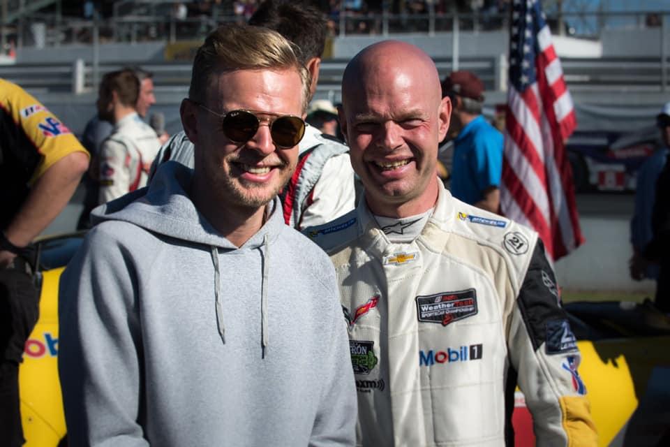 Kevin Magnussen, Jan Magnussen