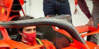 Fórmula 1. Scuderia Ferrari. Carlos Sainz
