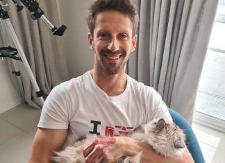 Brazil GP, F1, Romain Grosjean