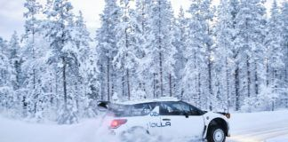 Valtteri Bottas, Artic Lapland Rally, F1