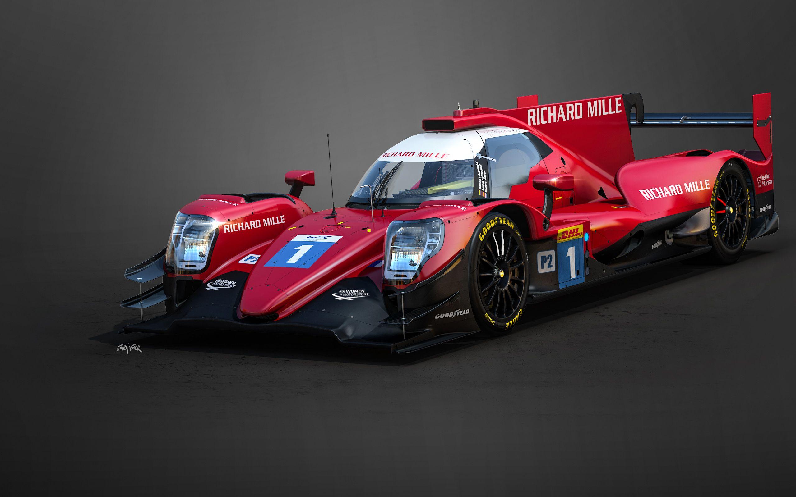 Richard Mille Racing, WEC