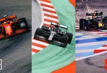 Fórmula 1.