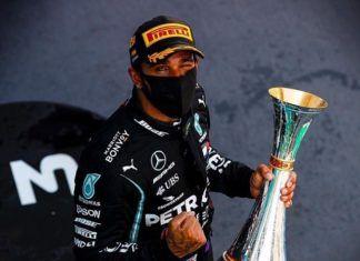 Fórmula 1. Lewis Hamilton. Mercedes AMG Petronas.