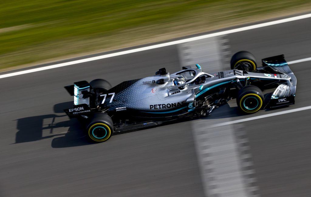 James Allison, Mercedes, F1