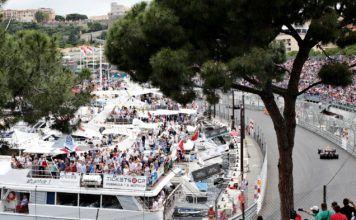 Monaco GP, F1