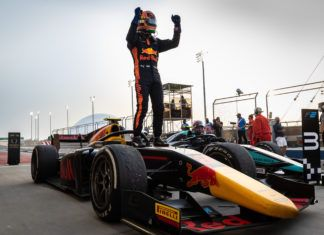 Red Bull, F2, F3