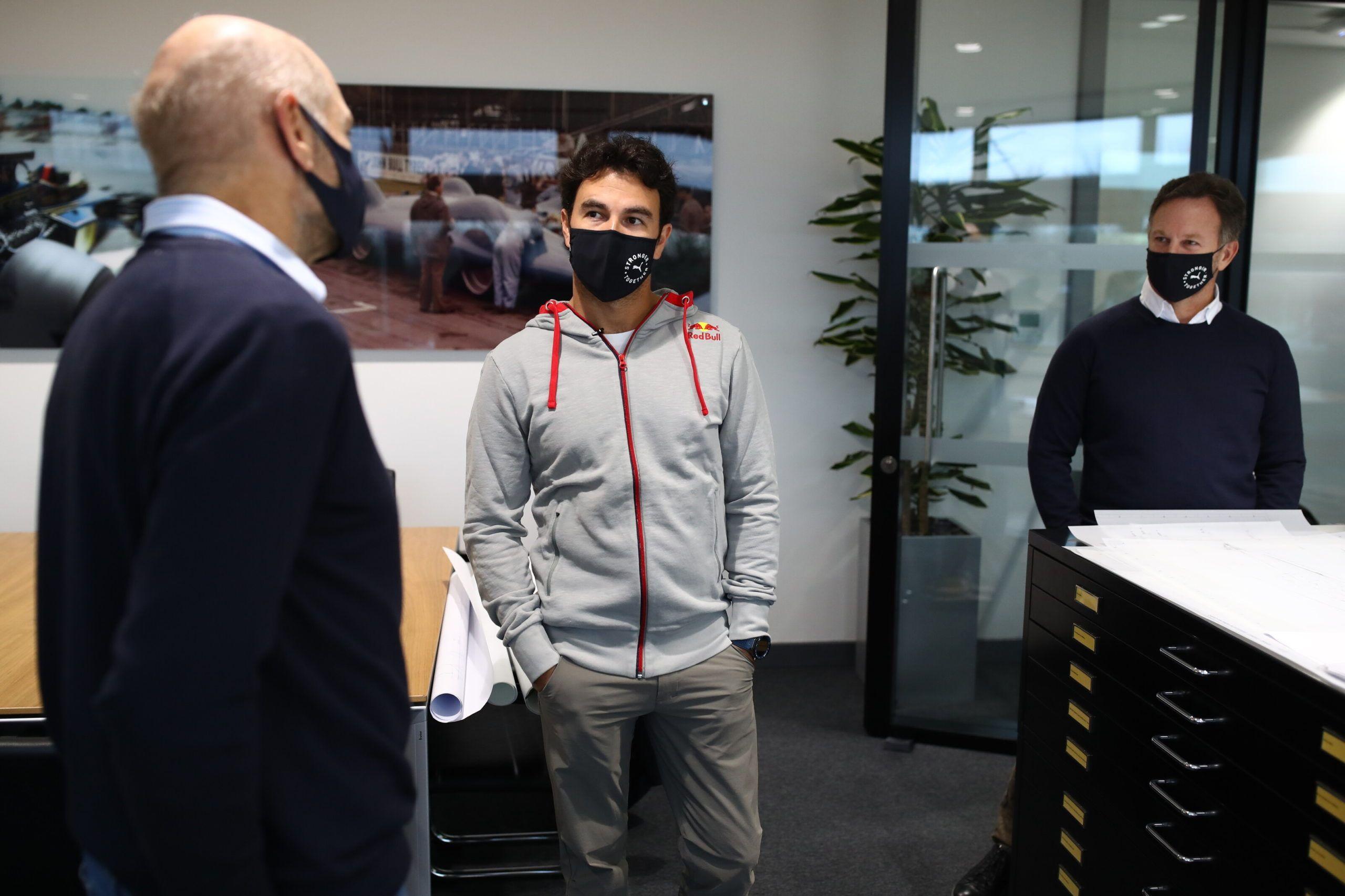 Sergio Perez, Red Bull, F1