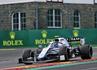 Nicholas Latifi, F1, Williams