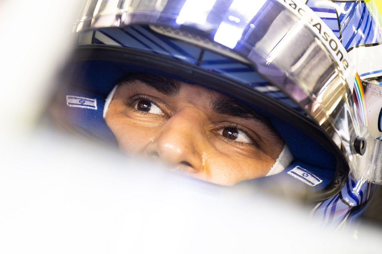 Roy Nissany, Williams, F1
