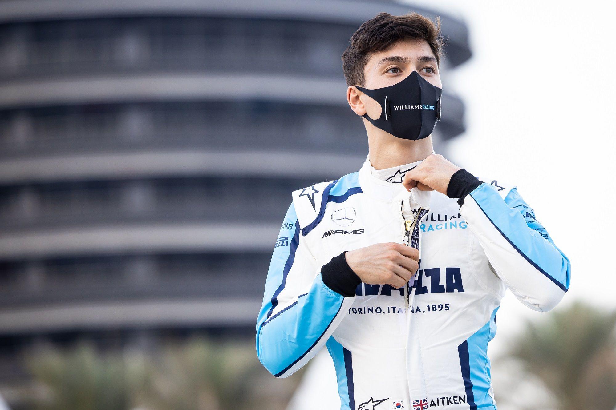 Jack Aitken, Williams, F1