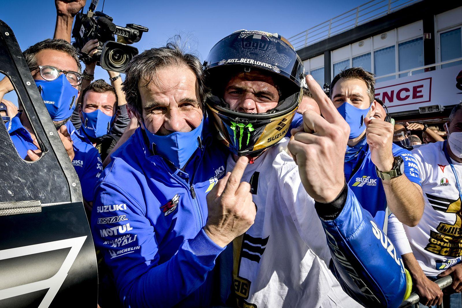 Suzuki, Alpine, Davide Brivio