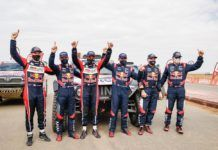 Dakar, Stephane Peterhansel