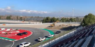 Spanish GP, Barcelona, F1