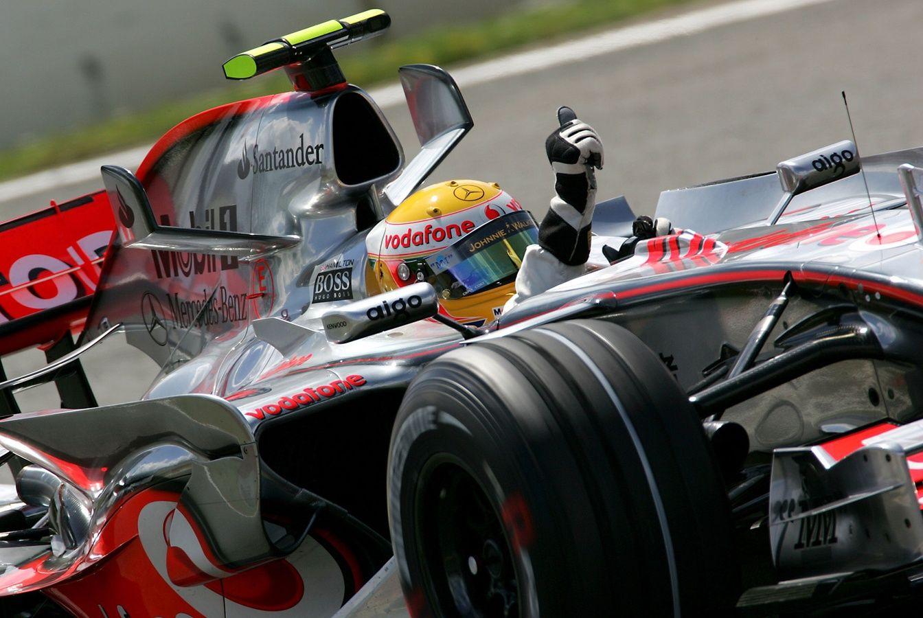 Lewis Hamilton, F1, McLaren, Mercedes