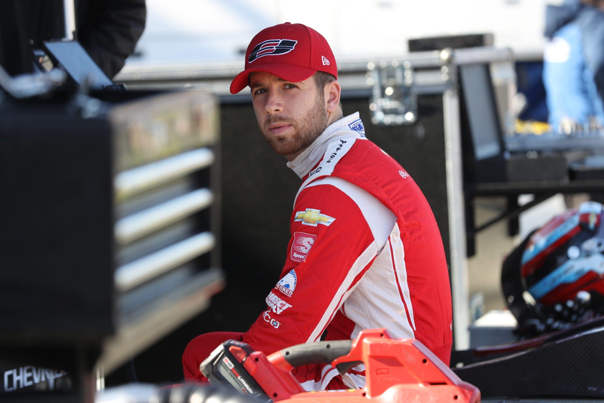 Ed Jones, DCR, IndyCar 2021