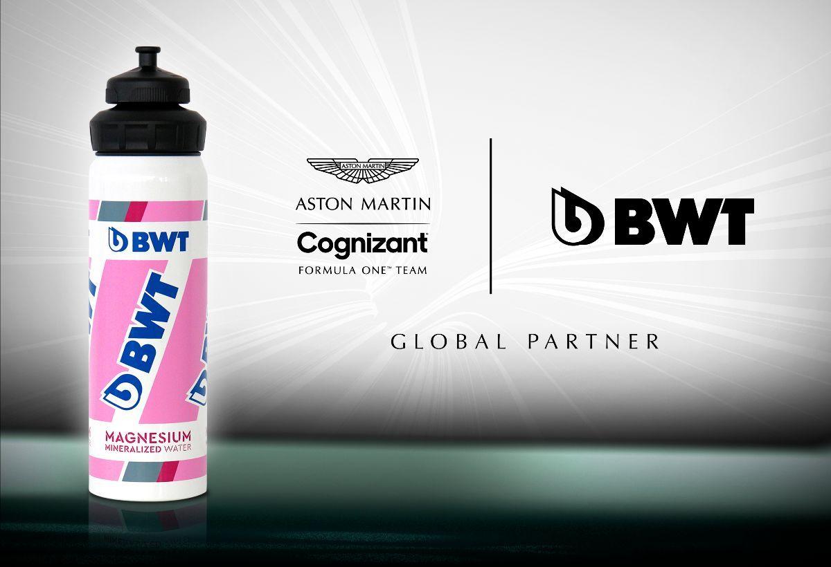 BWT, Aston Martin, F1