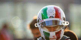 Antonio Giovinazzi, Alfa Romeo, F1