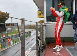 Gianluca Petecof, Ferrari