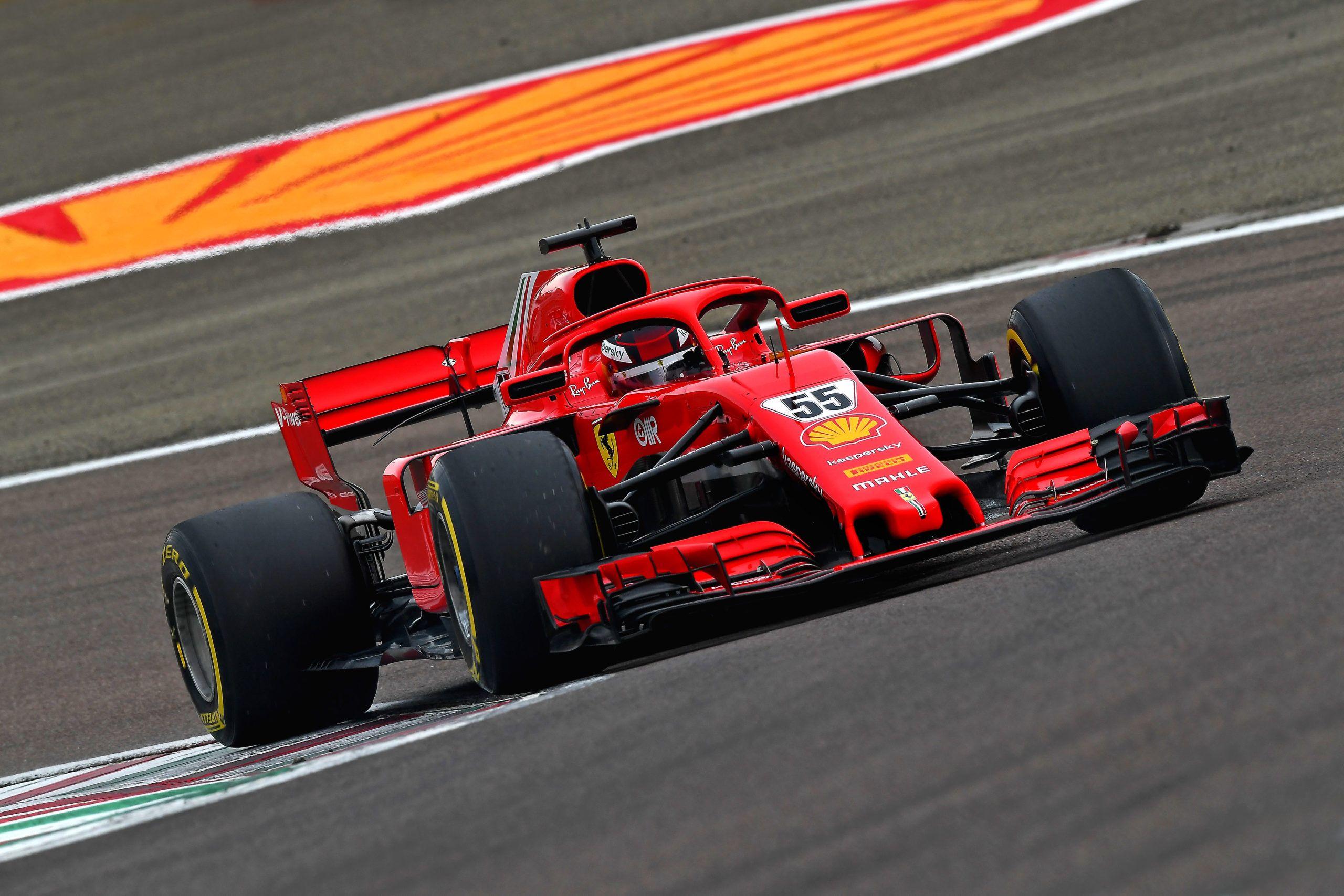 Carlos Sainz, Ferrari, F1