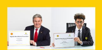 Ferrari, Shell, Alfa Romeo, Acer