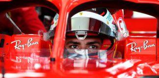 Carlos Sainz, F1