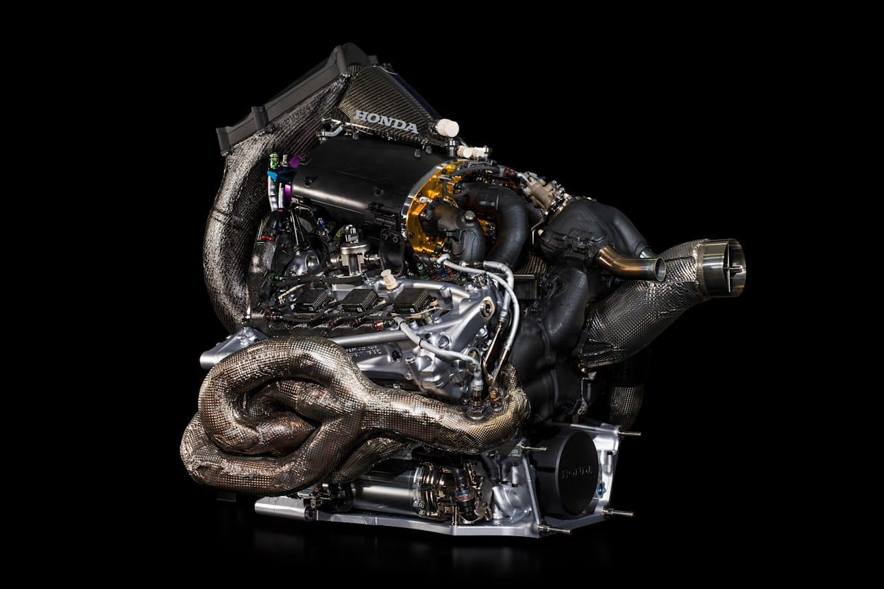 Red Bull, Honda, F1