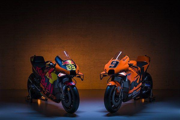 KTM, Tech 3, Marc Marquez