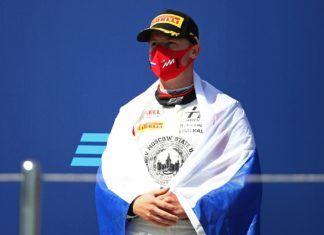 Russia, Russian, Nikita Mazepin, F1