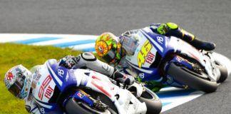 Jorge Lorenzo, Valentino Rossi, MotoGP, F1