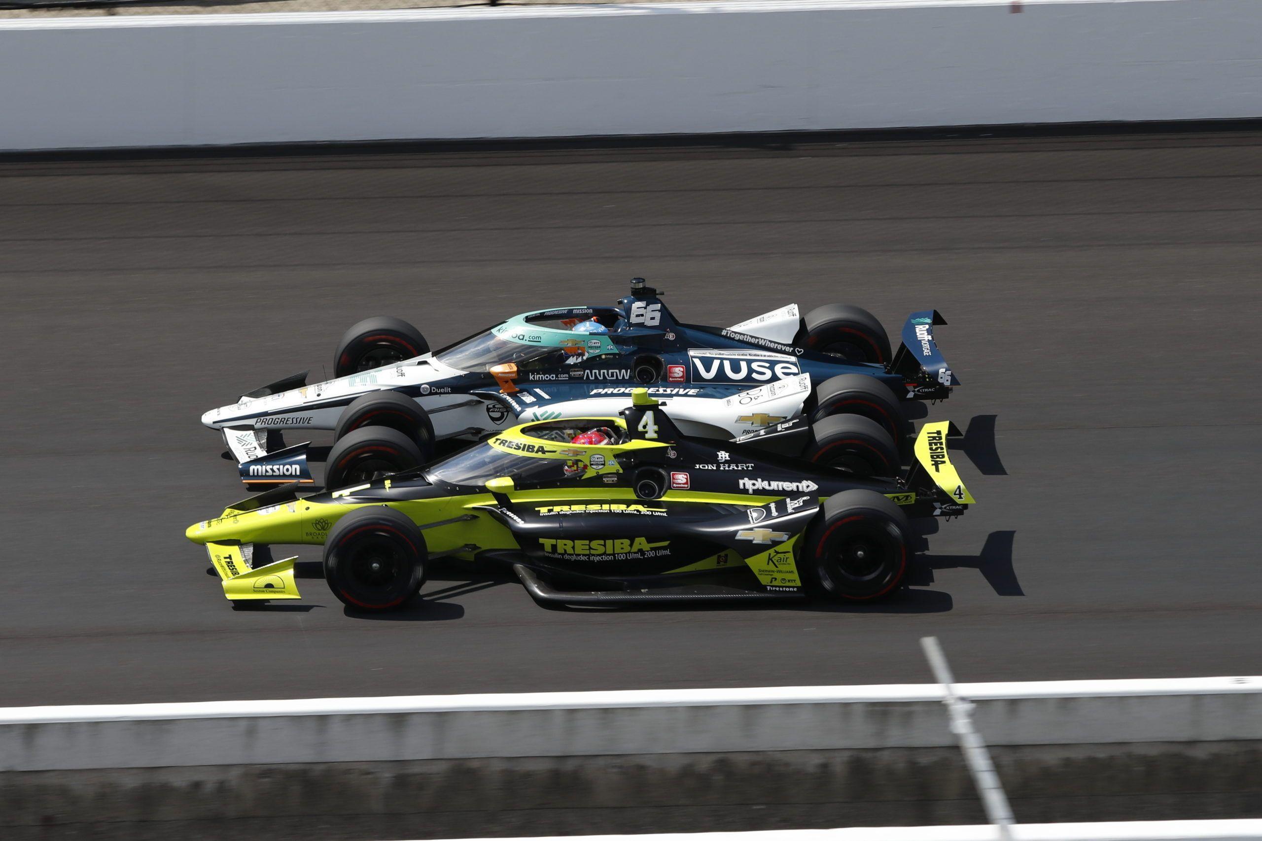 AJ Foyt Racing, Larry Foyt, Indy500, IndyCar