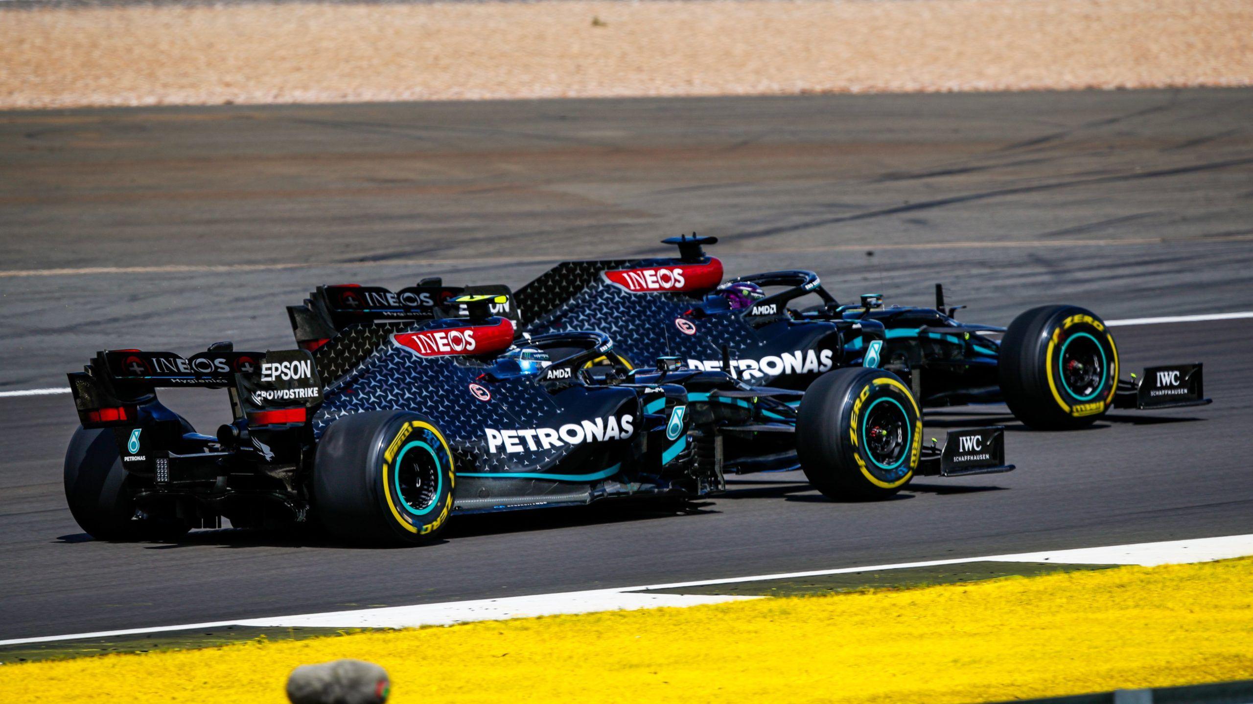 Mercedes, F1, Hywel Thomas