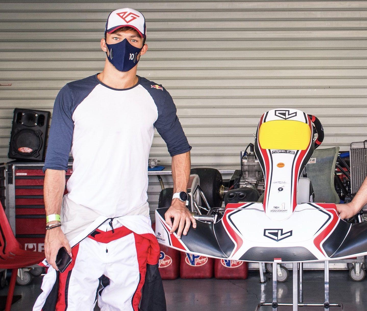F1, Virtual GP, Pierre Gasly
