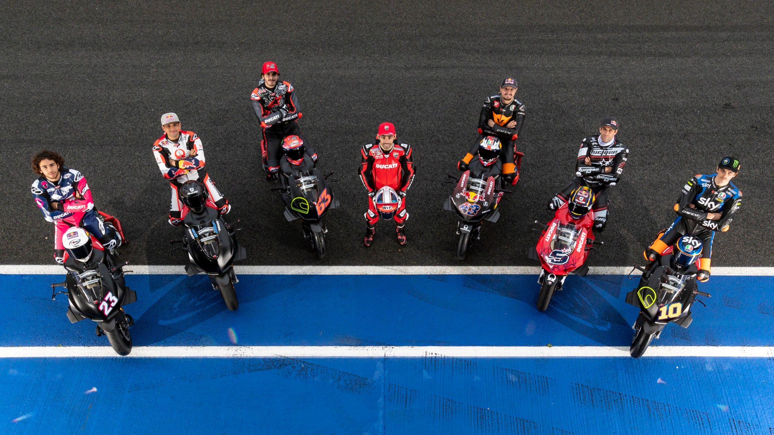 Ducati, Michele Pirro, MotoGP