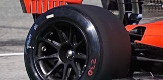 Pirelli, F1, 18-inch