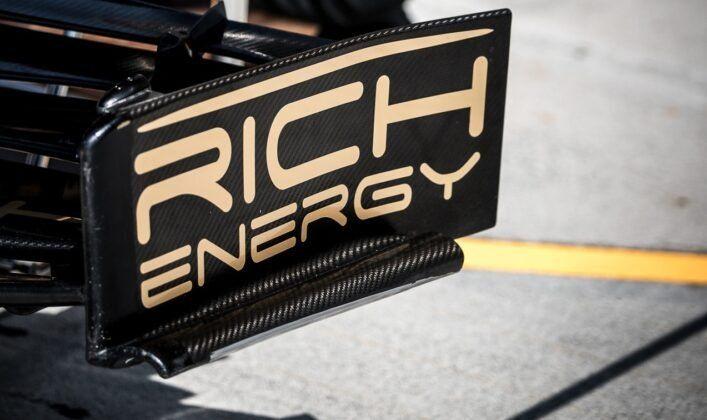 Rich Energy, F1