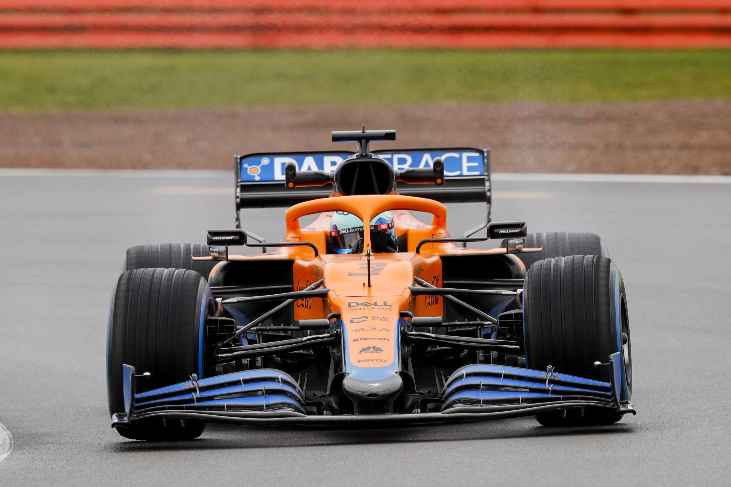 Daniel Ricciardo, Lando Norris, F1, McLaren
