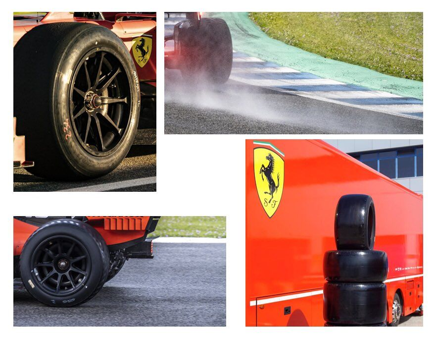 Pirelli, F1, Charles Leclerc, Carlos Sainz, McLaren