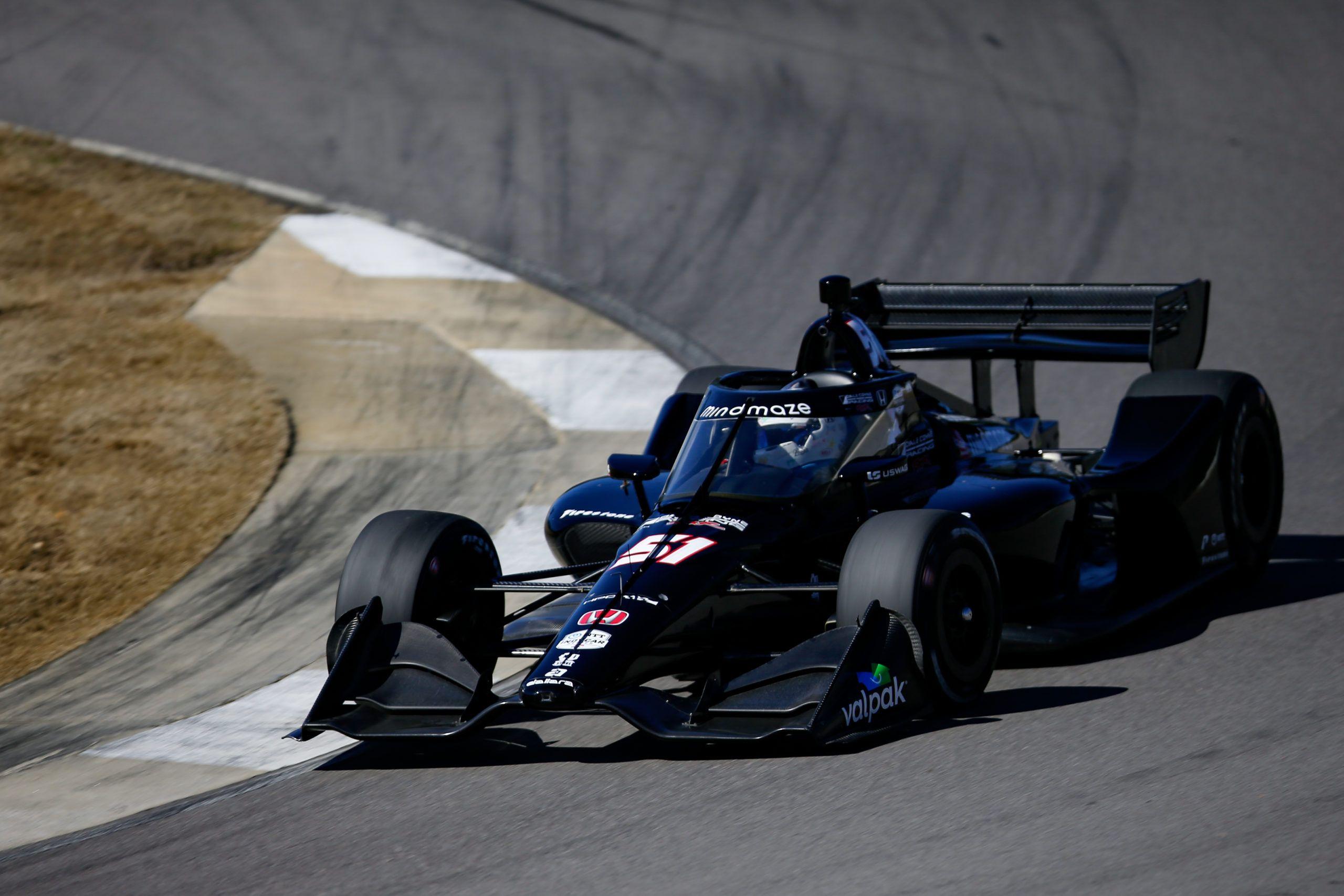 DCR, IndyCar 2021, Romain Grosjean