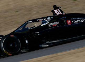 Romain Grosjean, IndyCar