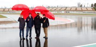 La FIM y la FIA aprueban la curva 10 del Circuit