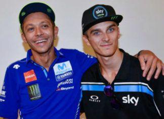 Luca Marini, la continuación del legado Rossi