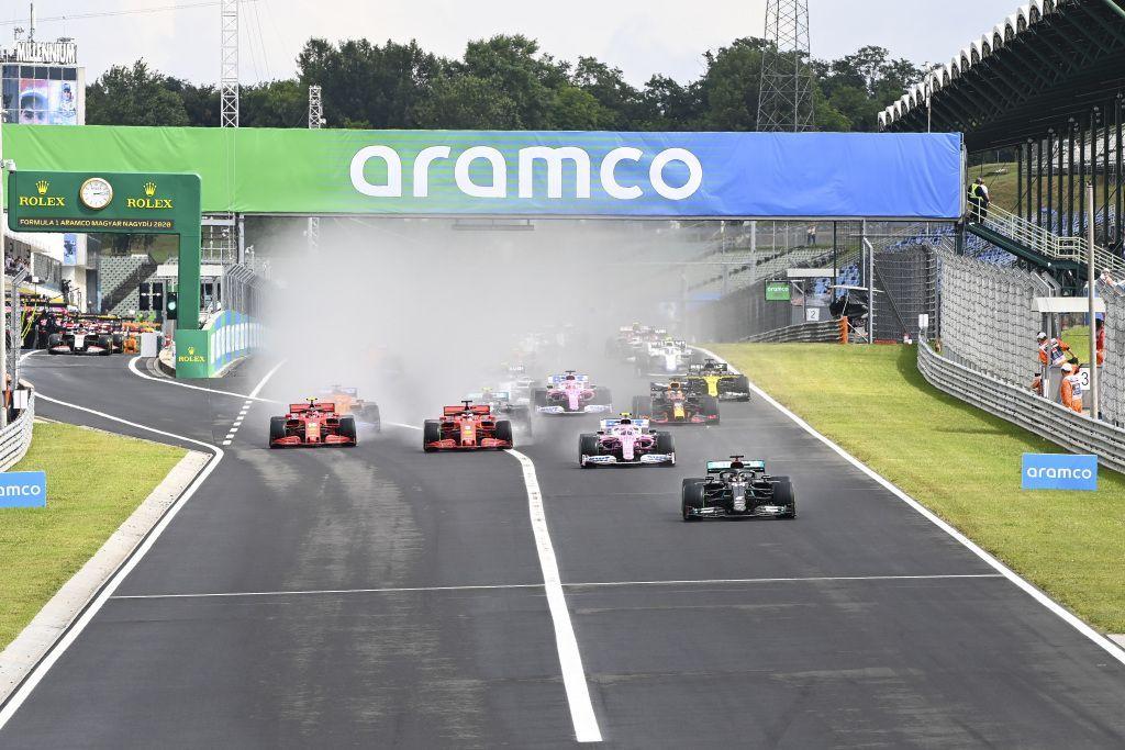 F1, Hungarian GP