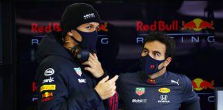 Sergio Perez, Max Verstappen, Red Bull
