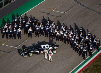 AlphaTauri, F1, Mercedes
